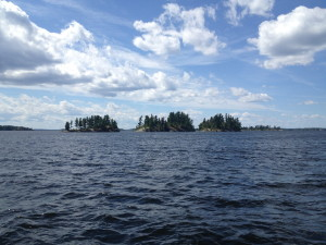 Amazing Lake of the Woods NW Ontario
