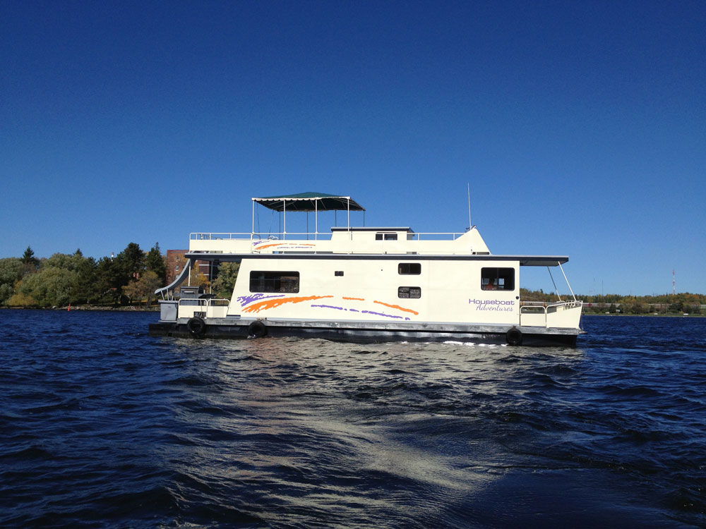 49 Houseboat Houseboat Adventures Inc