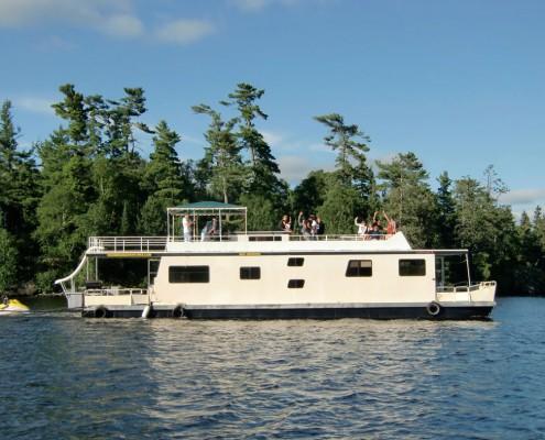 Houseboat-58'-6