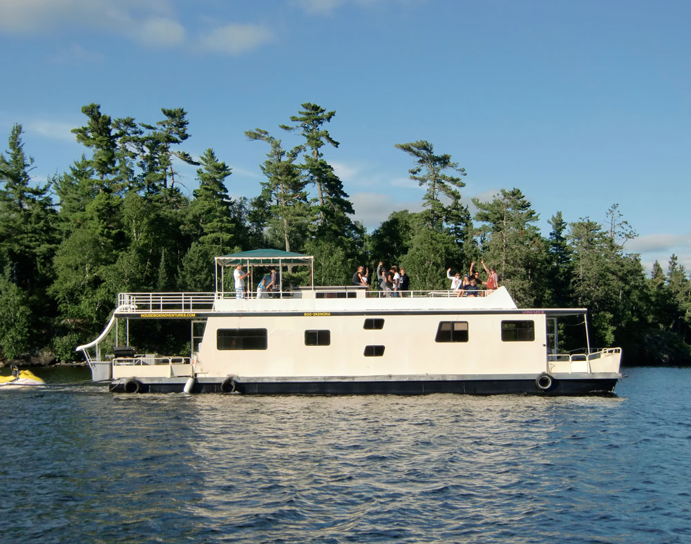 58 Houseboat Houseboat Adventures Inc
