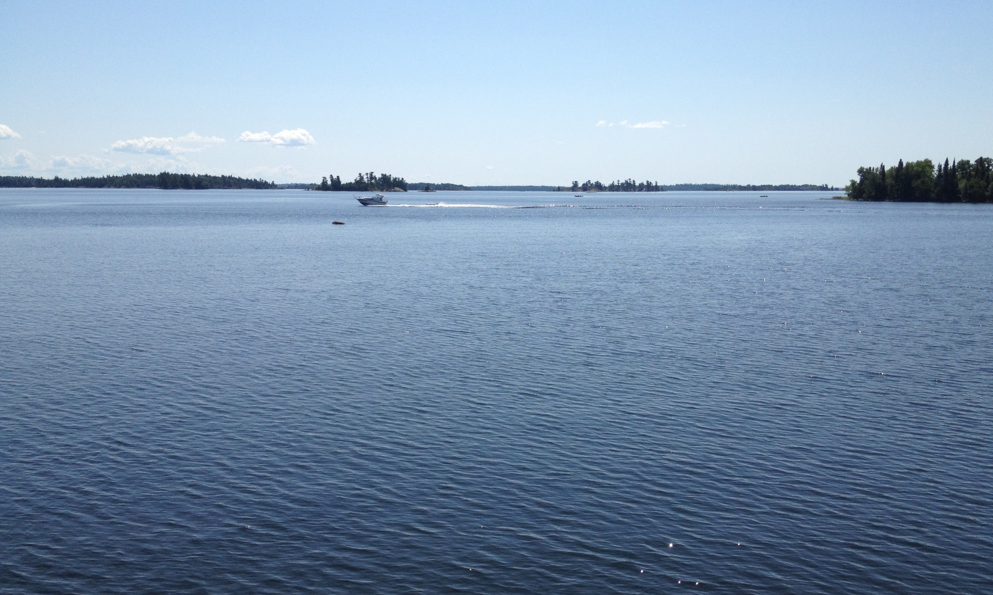 Latest news from houseboat adventures kenora ontario for Lake of the woods ice fishing packages